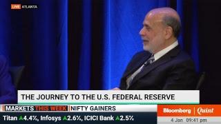 Jerome Powell, Janet Yellen & Ben Bernanke Speak At American Economic Association's Annual Meeting