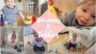 BECOMING A TODDLER! | VLOG