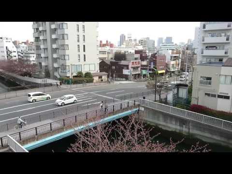 My old apartment (Tokyo, Japan)