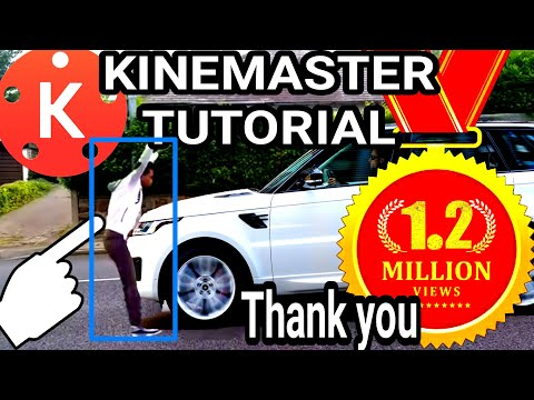 HOW TO GET HIT BY CAR TUTORIAL KINEMASTER.