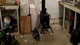 Shop Wood Stove Pt 1