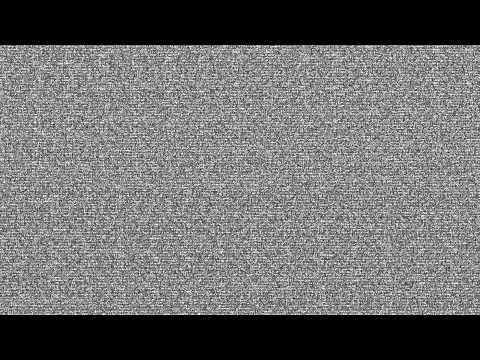 TV static noise HD 1080p