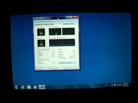 Windows 7 - Task Manager Tutorial