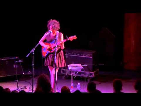 St. Vincent - The Strangers - 2/27/2009 - Great American Music Hall