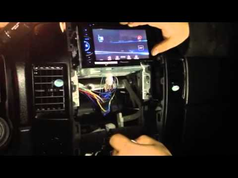 2003 Hummer H2 Radio Wiring Diagram Nissan Titan 2013 Aftermarket Car Stereo 4 Youtube