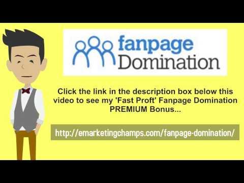 [Fanpage Domination Review] Honest Review & Bonus Strategies