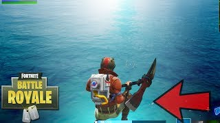What is in the water in Fortnite Battle Royale - Are the rumours true?