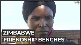 Zimbabwe lockdown: Grandmothers offer free therapy