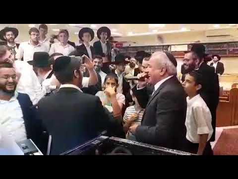 הפייטן העולמי יחיאל נהרי - שר חסידית