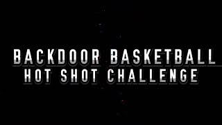 PE at Home: Hot Shot Challenge (Backdoor Basketball)