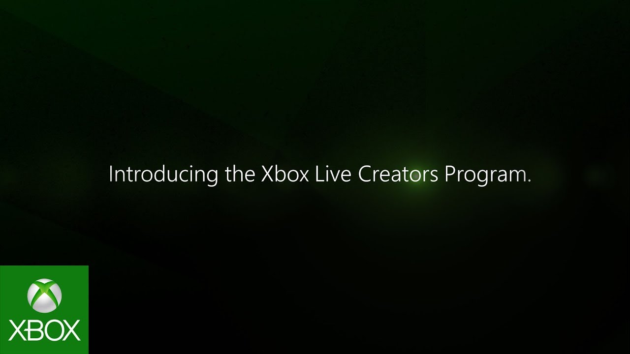 Xbox Live Creators Program launches today with self-published indie games