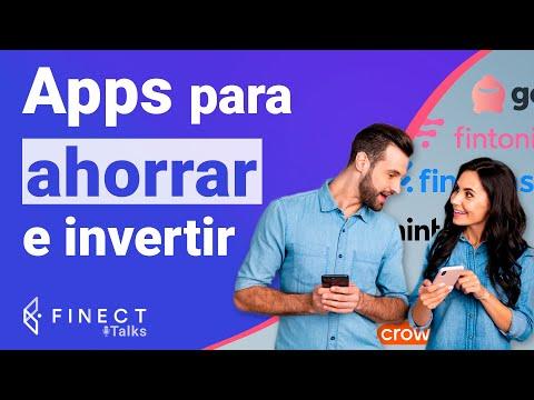Lista de apps para ahorrar e invertir - 2x37 podcast Finect Talks con Eloi Noya