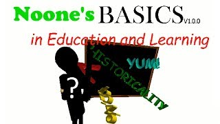 Noone's Basics in Education and Learning (Baldi Impossible Mod)
