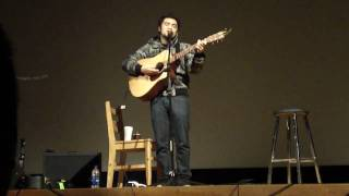 Gabe Bondoc dedication to girlfriend - When You Say Nine - Baby medley