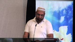Khuddam & Atfal Norway National Ijtema 2013 - Day 1 - Poem