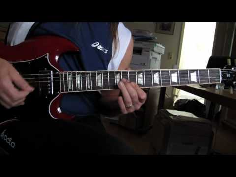Rolling Stones Mick Taylor guitar lesson Winter Closeup.avi