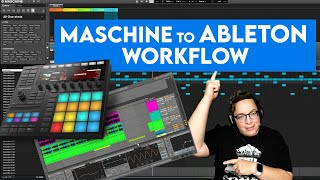 How to use Maschine with Ableton | Music Production Tips and Workflow