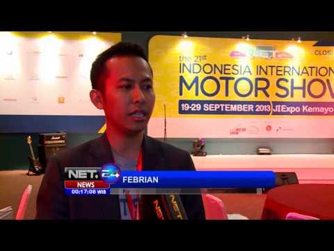 NET24   Miss Motor Show di Jakarta