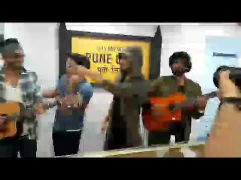 SANAM at radio city Pune