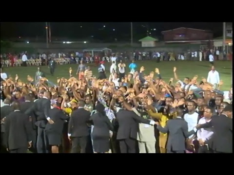 PROPHETIC AND MIRACLE CONFERENCE GABON DAY 1