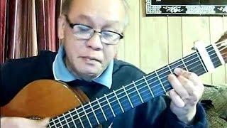 Tình Nghĩa Đôi Ta Chỉ Thế Thôi (Lam Phương) - Guitar Cover by Hoàng Bảo Tuấn