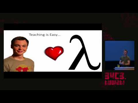34C3 -  Growing Up Software Development - deutsche Übersetzung