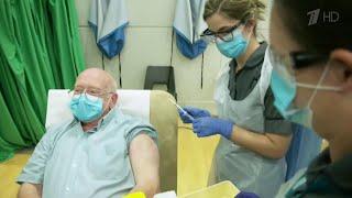 Первые пробные партии вакцины от коронавируса Спутник V отправлены в регионы