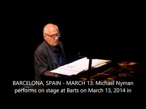 "Michael Nyman interview - 1993: Talking about ""The Piano"""