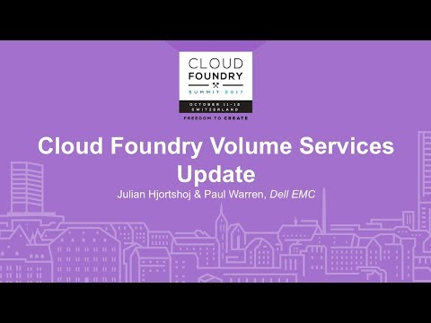 Deploying Cloud Foundry with BBL, BOSH 2.0 and CF-Deployment - Angela Chin & Christian Ang, Pivotal