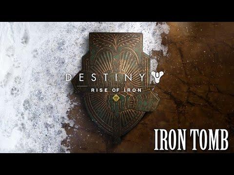 Destiny Rise of Iron OST Final Boss Theme ( Iron Tomb )