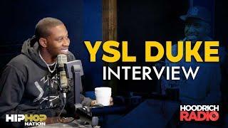 Video YSL Duke Hoodrich Radio Interview with DJ Scream download MP3, 3GP, MP4, WEBM, AVI, FLV Oktober 2018