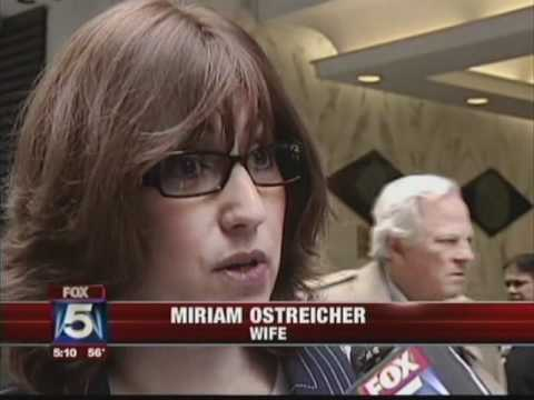 Fox 5 NY with Linda Schmidt at the Free Jacob Ostreicher Rally featuring  Dov Hikind