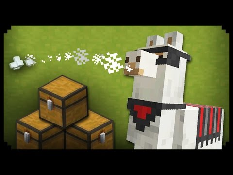 ✔ Minecraft: 10 Things You Didn't Know About the Llama