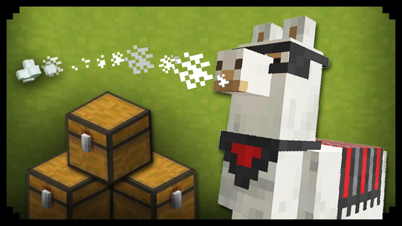 Minecraft 10 Things You Didn T Know About The Llama Youtube