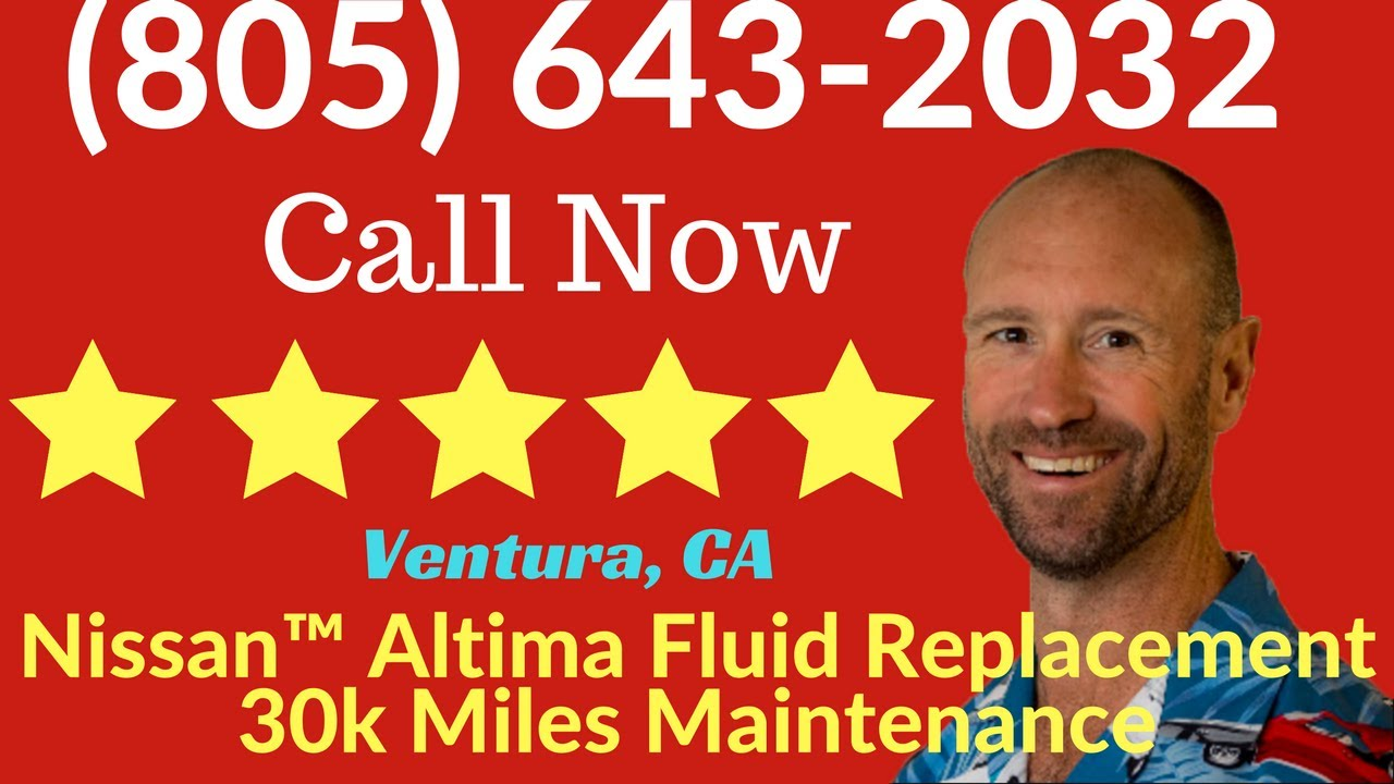 Nissan altima maintenance fluid replacement in ventura ca youtube nissan altima maintenance fluid replacement in ventura ca publicscrutiny Gallery