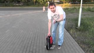 видео Одноколесные сигвеи