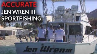 World Class Swordfish Fishing | JEN WREN & ACCURATE
