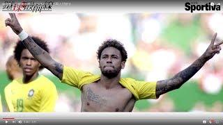 W杯断トツ優勝候補ブラジルの「穴」を3賢人が探す thumbnail