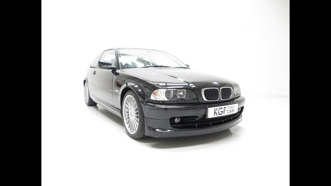 A Sporty and very Exclusive BMW E46 Coupe Alpina B3 3.3 with Full ...