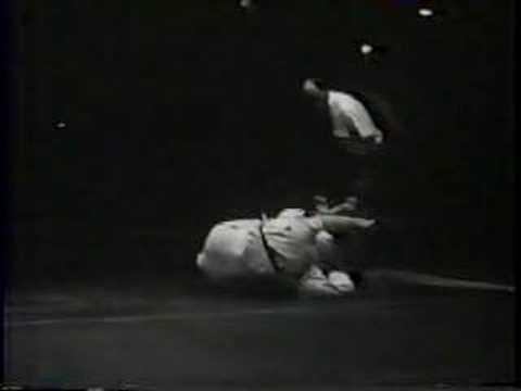 Masahiko Kimura vs Helio Gracie 1951