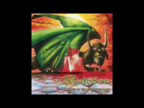 Kaledon - Legend of the Forgotten Reign - Chapter I: The Destruction (Full Album) - 2002