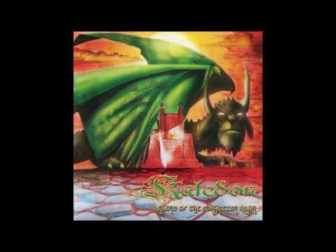 Kaledon - Legend of the Forgotten Reign - Chapter I: The Destruction (Full Album) - 2002