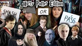 One of TheBakeey's most viewed videos: SMASH OR PASS: HARRY POTTER CHARACTERS
