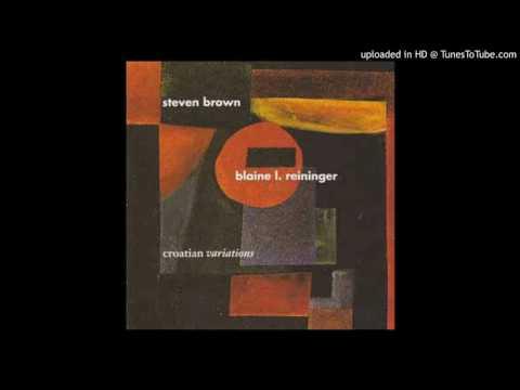Steven Brown & Blaine Reininger: Perfumed silk 5 (lavender)