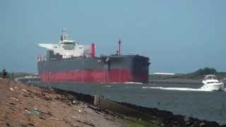 Lotus crude oil tanker (build 2013). IMO: 9624067