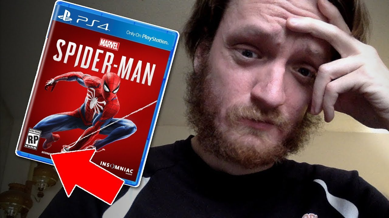 Spider-Man PS4 Requires Internet To Play? : SpidermanPS4