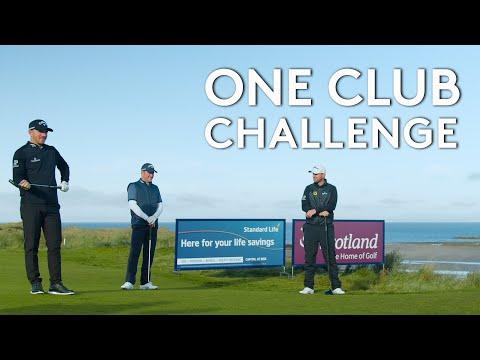 The One Club Challenge: Wallace vs Warren vs Wiesberger