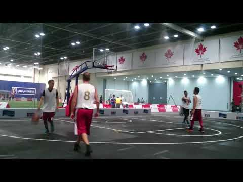 MAJID AL FUTAIM RAMADAN BASKETBALL TOURNAMENT