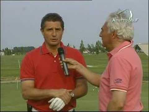Daniele Massaro & Golf