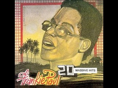 FRANKIE PAUL & The Roots Radics Band - Worries in the Dance